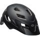 Bell Sidetrack Child Helmet matte black/silver